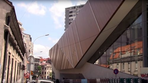 Дневник заблуда: Палилулска пијаца као потпуни несклад са архитектуром Београда