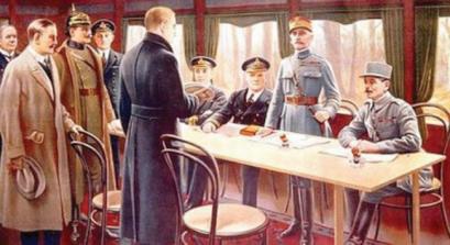 Дан примирја или Дан победе или још боље Дан капитулације Аустро-угарске монархије и Немачке царевине