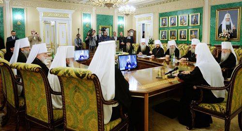 РПЦ: Дубоко жалимо због одлуке александријског патријарха
