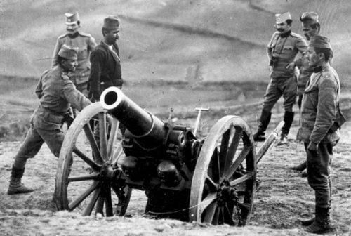 Сећање на крај Великог рата