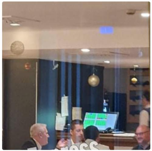 Марко Ђурић на вечери са најближим Куртијевим сарадником Џелалом Свецлом