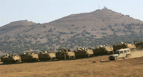 Уједињене нације траже од Израела да напусти окупирану Голанску висораван
