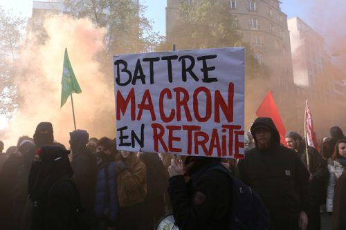 Сукоби током штрајка у Француској – на улицама најмање 500.000 људи