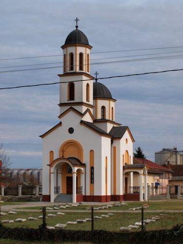 Покољ у цркви у селу Драксенић 1942. године