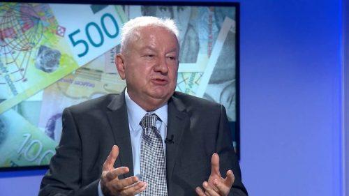 """Миодраг Зец: Вучићева најава просечне плате од 900 евра се зове """"монетарна илузија"""""""