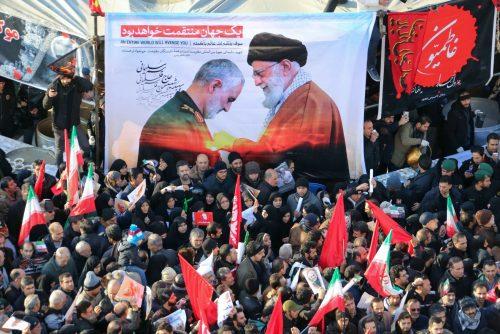 ratna kriza iran