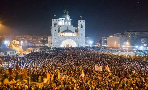 Подршка браћи у Црној Гори и питање за оне који злонамерно критикују- ЂЕ СТЕ БИЛИ ПРИЈЕ И ПОСЛИЈЕ!?