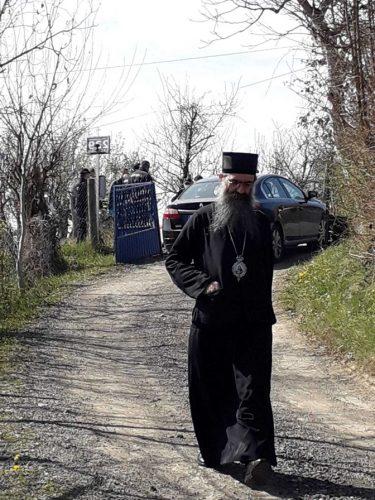 Serbia SITREP: Serbian Bishop Naum arrested by state-of-exception regime