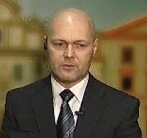 Чешки пуковник Марек Обретел