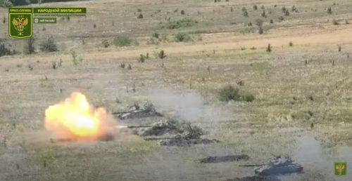 Луганска Република ставила у приправност део тенковских и мотострељачких јединица