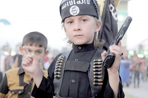 Проблеми иностране деце Исламске државе
