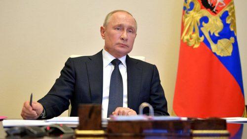 Ауторски текст Владимира Путина објављен у Америци