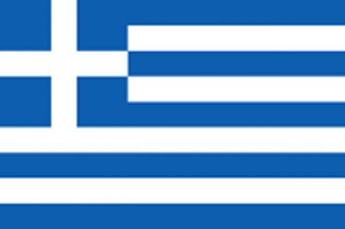 Застава Грчке