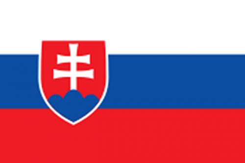 Застава Словачке