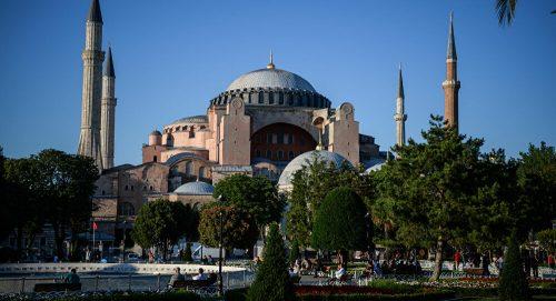 Турски Државни савет одобрио претварање Аја Софије у џамију