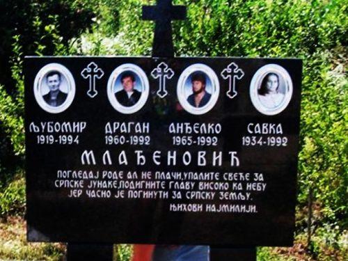 ПОГЛЕДАЈ РОДЕ АЛ НЕ ПЛАЧИ: Трагедија Љубомира Млађеновића у два рата