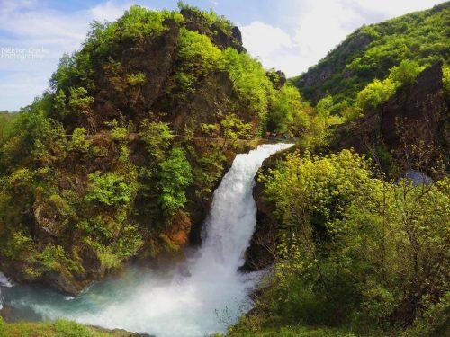 Водопад Белог Дрима најбогатији водом у априлу и мају