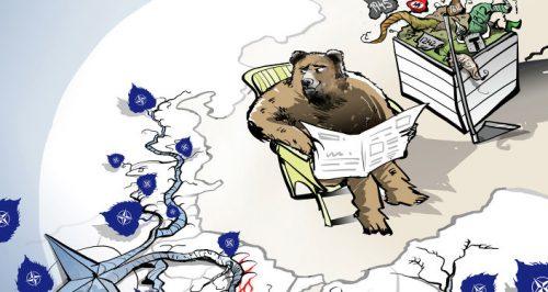 У току је опкољавање Русије према студији института РАНД