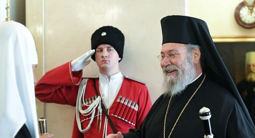 Хризостом без Синода признао Православну цркву Украјине, митрополит напустио литургију