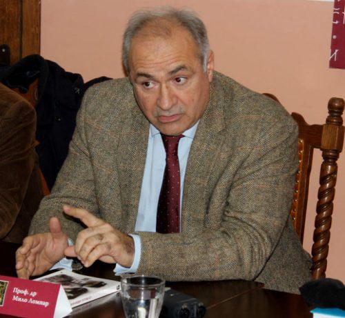 Мило Ломпар: Српско становиште не може бити антируско