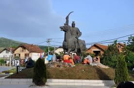 gracanica spomenik obilicu