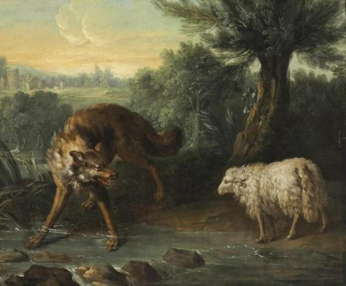 vuk i ovca