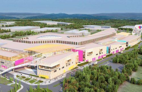Други по величини тржни центар у Европи на продатој српској земљи