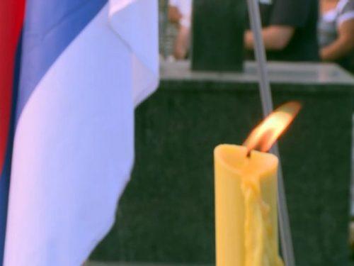 28 ГОДИНА ОД ВЕЛИКОГ СРПСКОГ СТРАДАЊА: Парастос Србима убијеним у Кравици