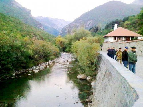 Пећка Бистрица поред Пећке патријаршије