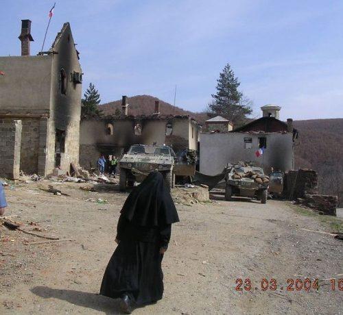 17. март 2004. године кроз слике ужаса