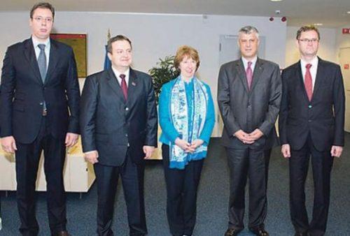 Из архиве НСПМ – Бриселски споразум Београда и Приштине у 15 тачака (19. април 2013.)