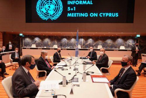 """На састанку са Антониом Гутерешом, делегација кипарских Турака предложила да се """"Кипар подели на две државе"""", Грчка моментално одбила овај предлог"""
