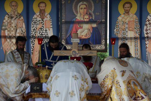 У манастиру Светих Отаца Никејских у Лелићу свечано прослављена храмовна слава