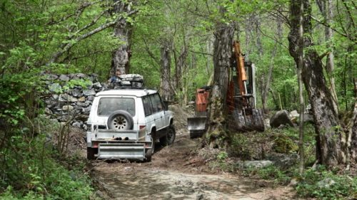 ЦИНС: Спорна изградња мале хидроелектране на обронцима Копаоника