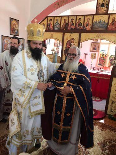 Катакомба Светих врача Козме и Дамјана у Рготини код Бора свечано прославила храмовну славу