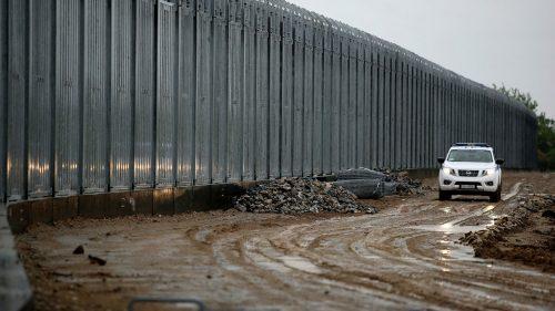 """Потез Грчке: """"Осванула"""" ограда према Турској"""