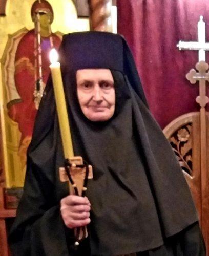 Упокојила се у Господу монахиња Ефимија