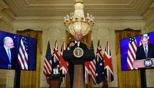 Аукус – Пакт Америке, Велике Британије и Аустралије против Kине