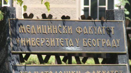 Медицински факултет у Београду увео ковид пропуснице за студенте и запослене