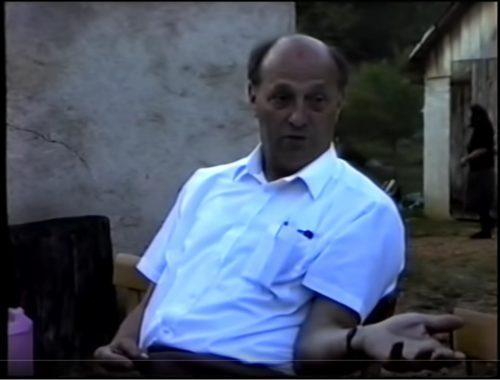 Потресно свједочење Мане Бобића о злочину у Млакви (Лика) 6. августа 1941. године
