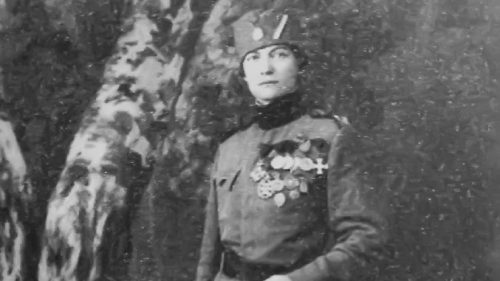 Софија побола српске барјаке у швапски табор