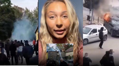 Борба Српкиње из Шведске за истину о отаџбини